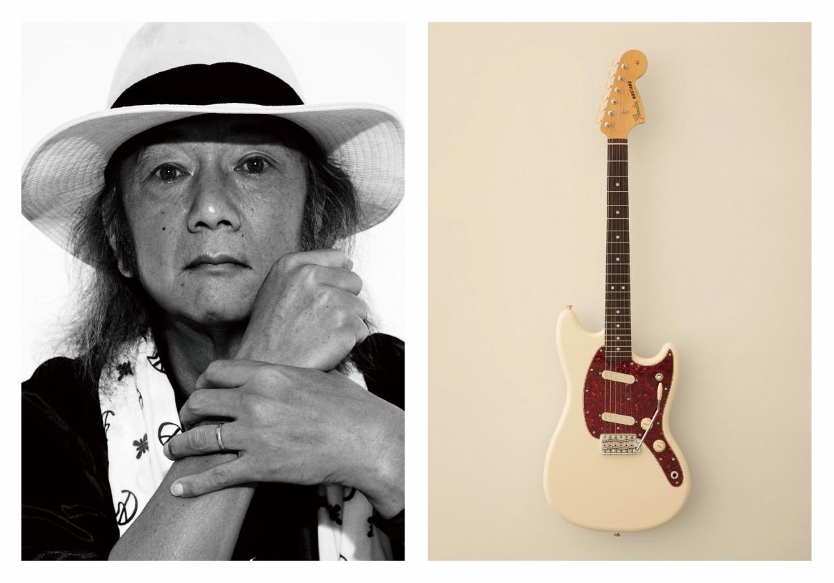 Fender / Made in Japan CHAR MUSTANG Rosewood Fingerboard Olympic White《純正チューナーとピック12枚プレゼント!/+811179700》【新品特価】