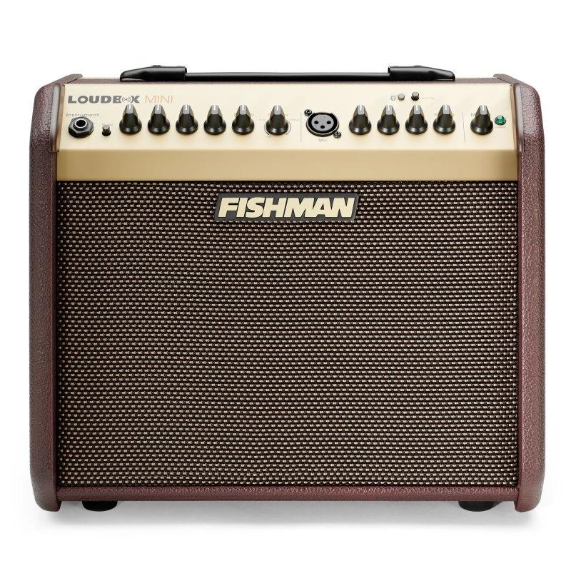 【在庫有り】 FISHMAN / LOUDBOX MINI with Bluetooth フィッシュマン アコースティックギターアンプ アコギアンプ