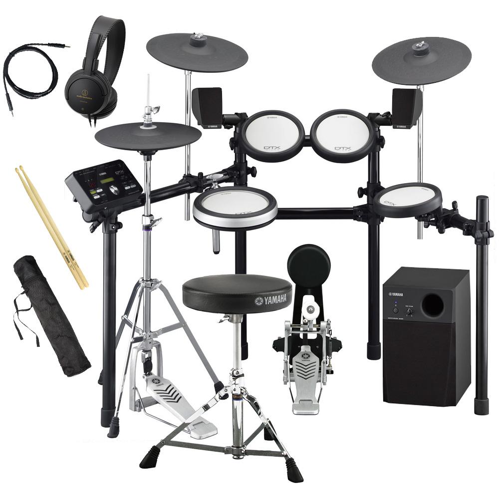 YAMAHA 電子ドラム DTX562KFS モニタースピーカーMS45DRセット【YRK】