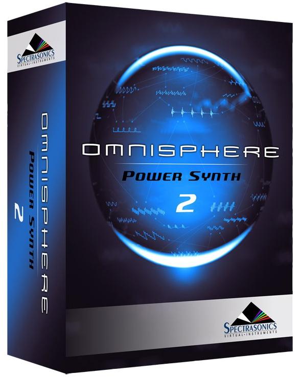 SPECTRASONICS スペクトラソニックス / Omnisphere 2