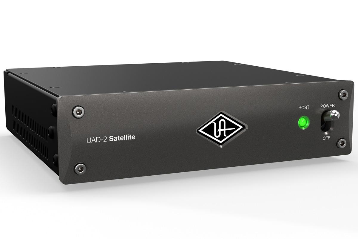 Universal Audio ユニバーサルオーディオ / UAD-2 Satellite TB3 Octo Custom DSPプラグインシステム【お取り寄せ商品】