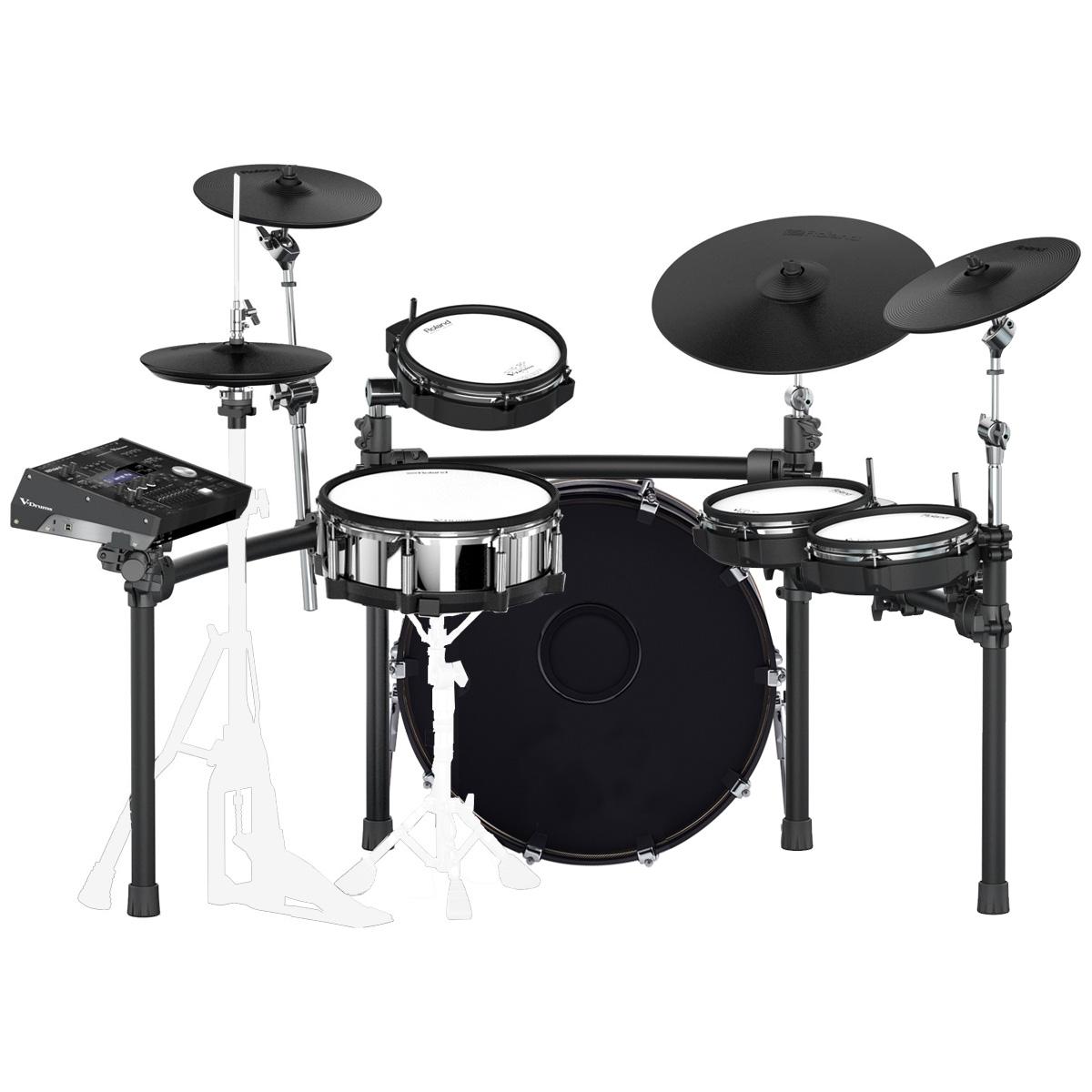 【Rolandキャッシュバック10000円対象】Roland Drum System TD-50K カスタム VH-13ハイハット KD-220 MDS-50K【YRK】