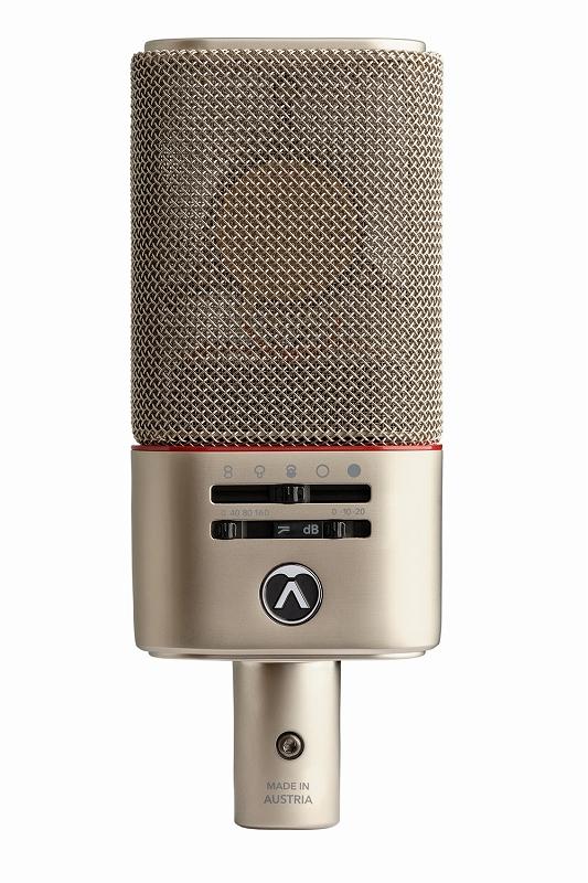 Austrian Audio オーストリアン オーディオ / OC818【初回限定パッケージ】マルチパターン コンデンサー・マイクロフォン【お取り寄せ商品】