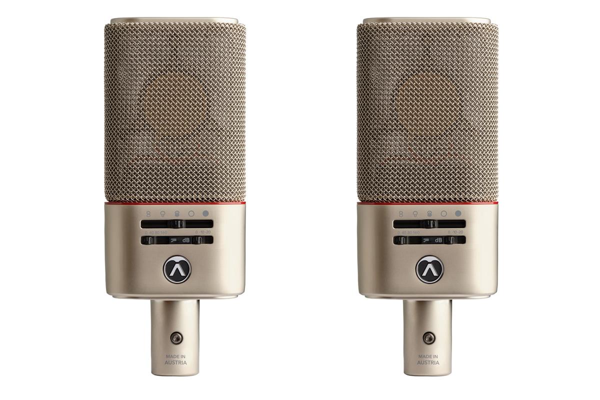Austrian Audio オーストリアン オーディオ / OC818 Live Set マルチパターン コンデンサー・マイクロフォン【お取り寄せ商品】