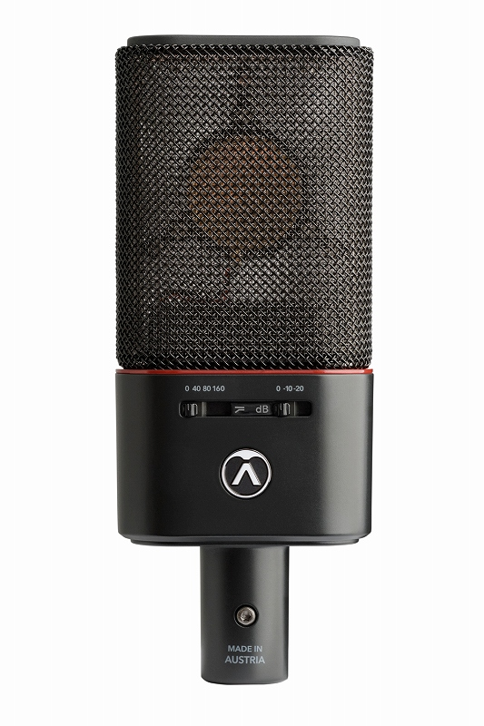 Austrian Audio オーストリアン オーディオ / OC18 単一指向性コンデンサー・マイクロフォン【お取り寄せ商品】