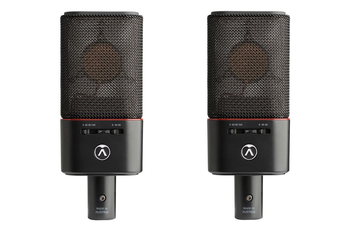 Austrian Audio オーストリアン オーディオ / OC18 Live Set 単一指向性コンデンサー・マイクロフォン【お取り寄せ商品】
