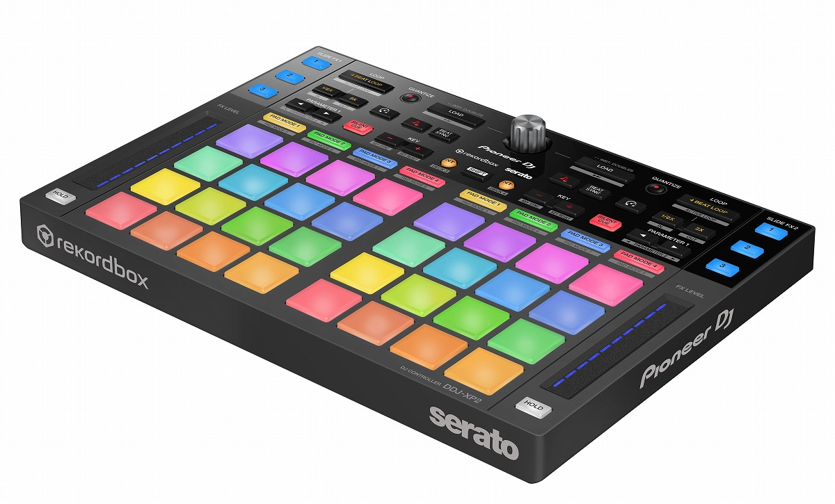 Pioneer DJ パイオニア / DDJ-XP2 DJコントローラー【お取り寄せ商品】【PNG】