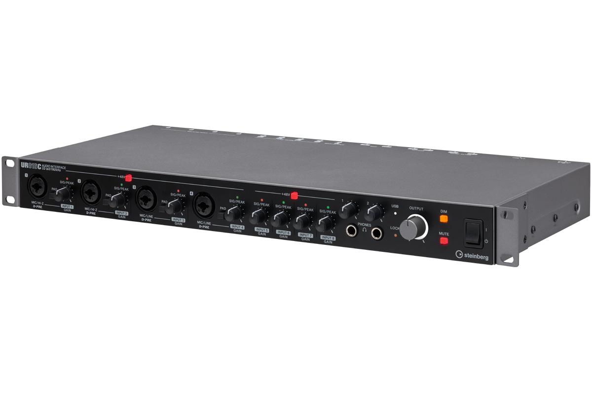 【在庫あり】Steinberg スタインバーグ / UR816C 16X16 USB3.0 Type-C オーティオ・インターフェース【YRK】