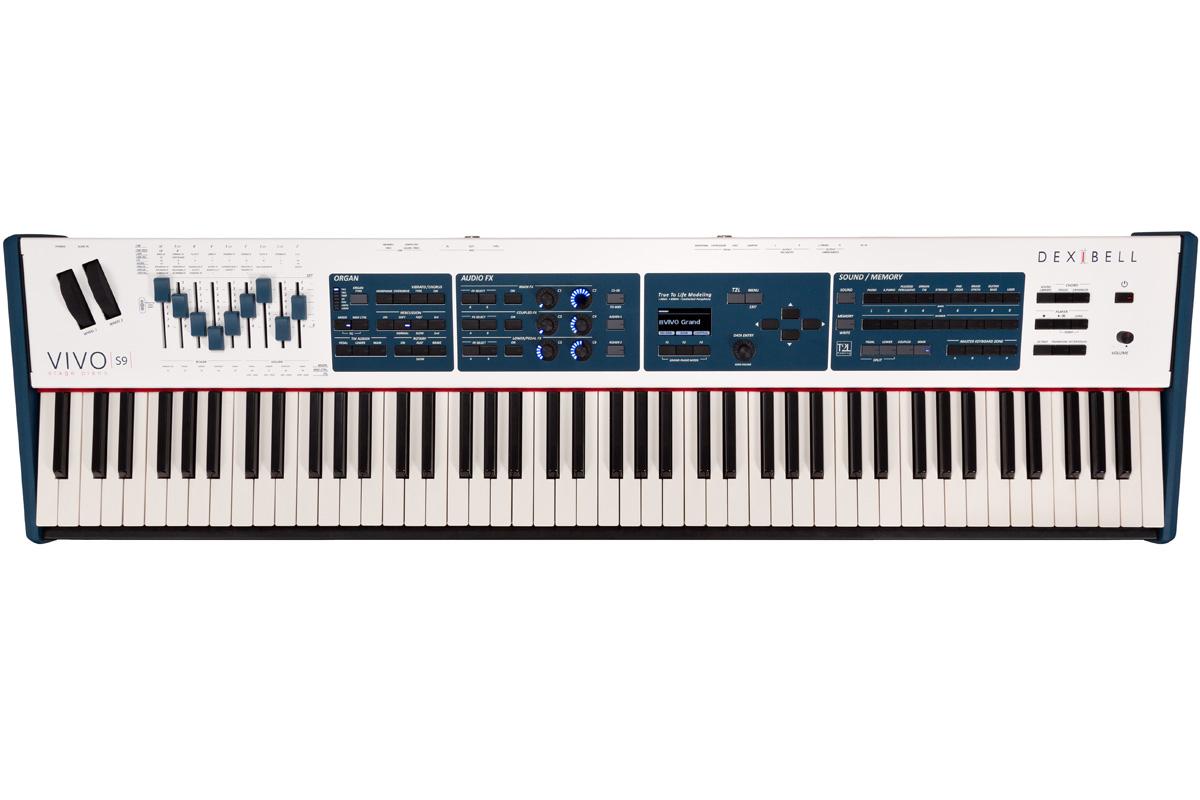 Dexibell デキシーベル / VIVO S9 88鍵盤 ステージピアノ【お取り寄せ商品】