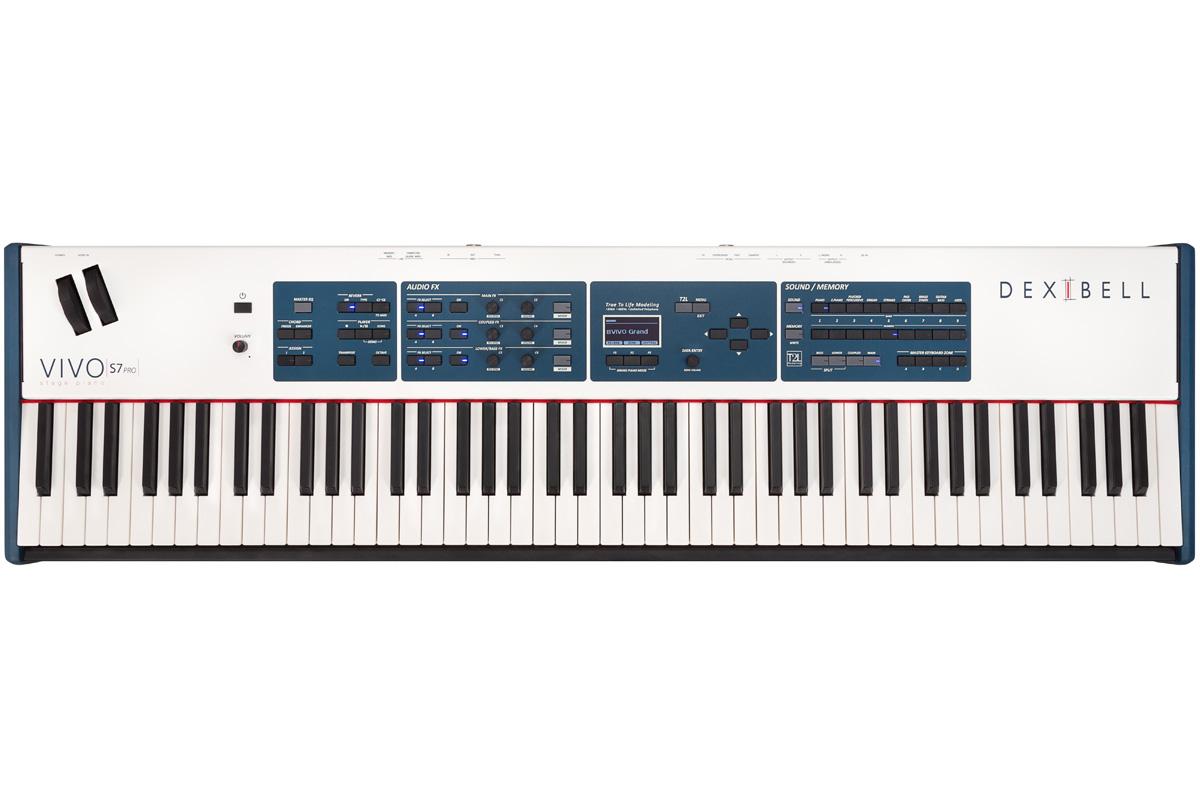 Dexibell デキシーベル / VIVO S7 Pro 88鍵盤 ステージピアノ【お取り寄せ商品】