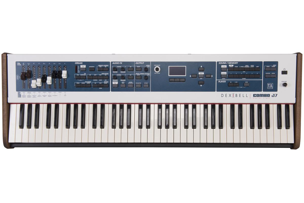 Dexibell デキシーベル / COMBO J7 73鍵盤 デジタルオルガン【お取り寄せ商品】