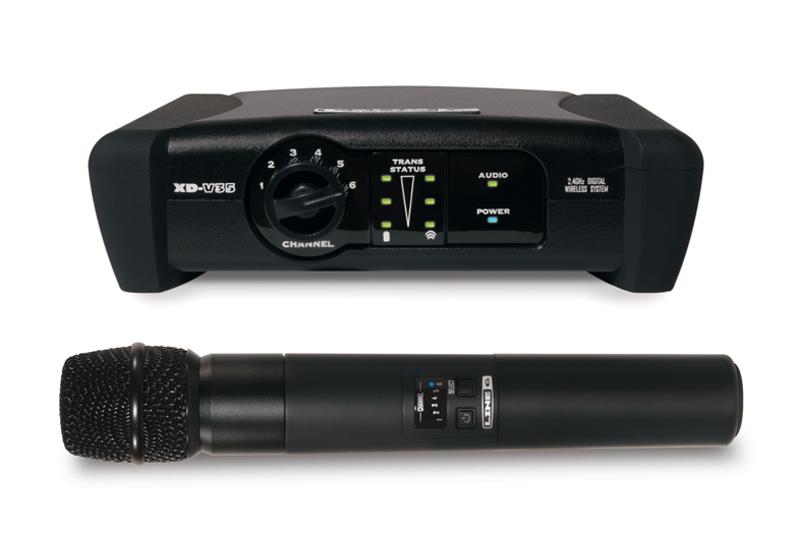 LINE6 ライン6 / XD-V35 Handheld デジタルワイヤレスシステム【YRK】