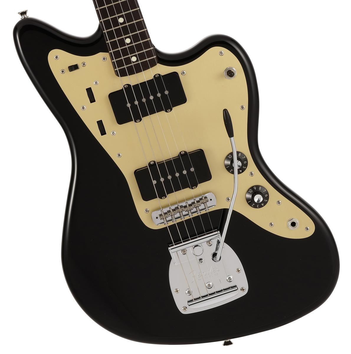 Fender / Made In Japan INORAN Jazzmaster Rosewood Fingerboard Black フェンダー《純正チューナーとピック12枚プレゼント!/+811179700》【未展示在庫有り】【PTNB】