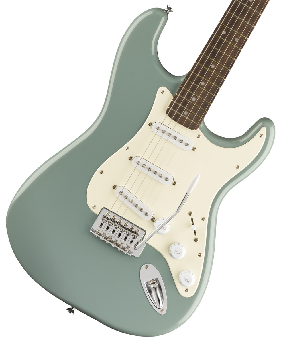 Squier / Bullet Stratocaster with Tremolo Laurel Fingerboard Sonic Grey スクワイヤー 【WEBSHOP】