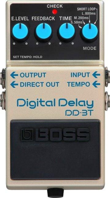 【ご購入特典つき!】BOSS / DD-3T デジタルディレイ ボス《/80-set12101/+811182200》