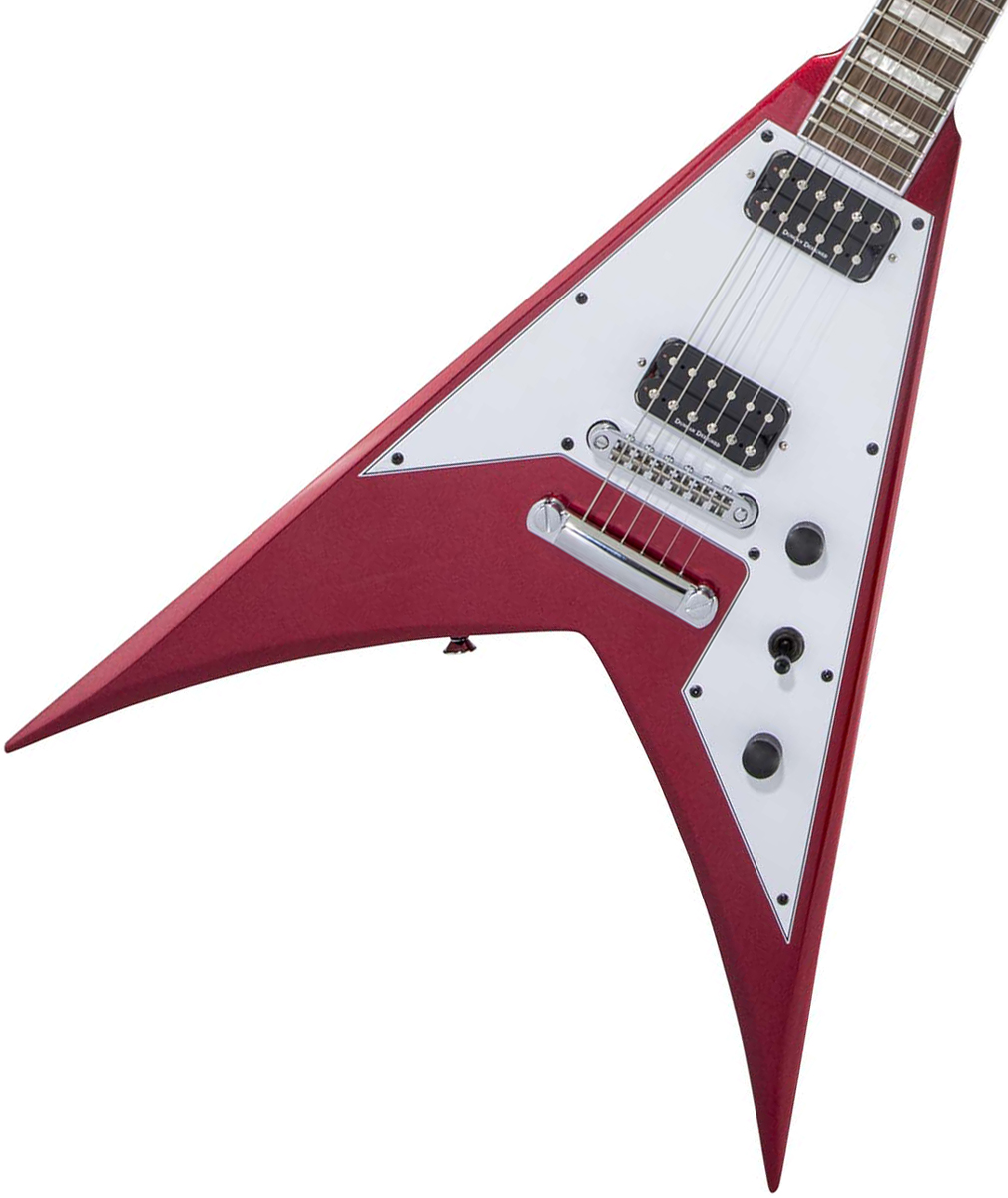 Jackson / X Series Signature King V KVXT Scott Ian Candy Apple Red ジャクソン 【お取り寄せ商品】