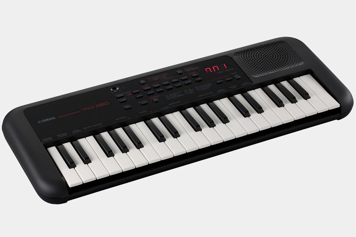 YAMAHA ヤマハ / PSS-A50 ポータブルキーボード《予約注文/2020年4月以降》