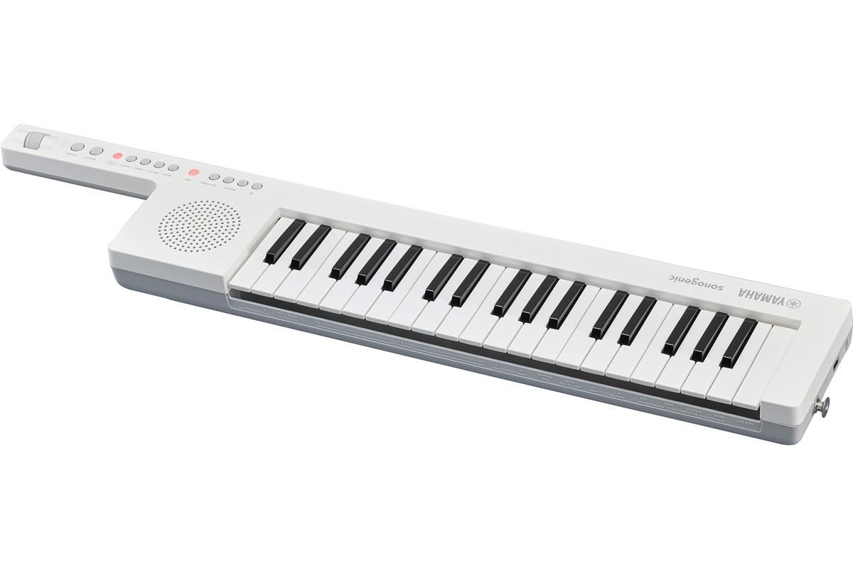 YAMAHA ヤマハ / sonogenic SHS-300WH ホワイト ショルダースタイル電子キーボード【お取り寄せ商品】