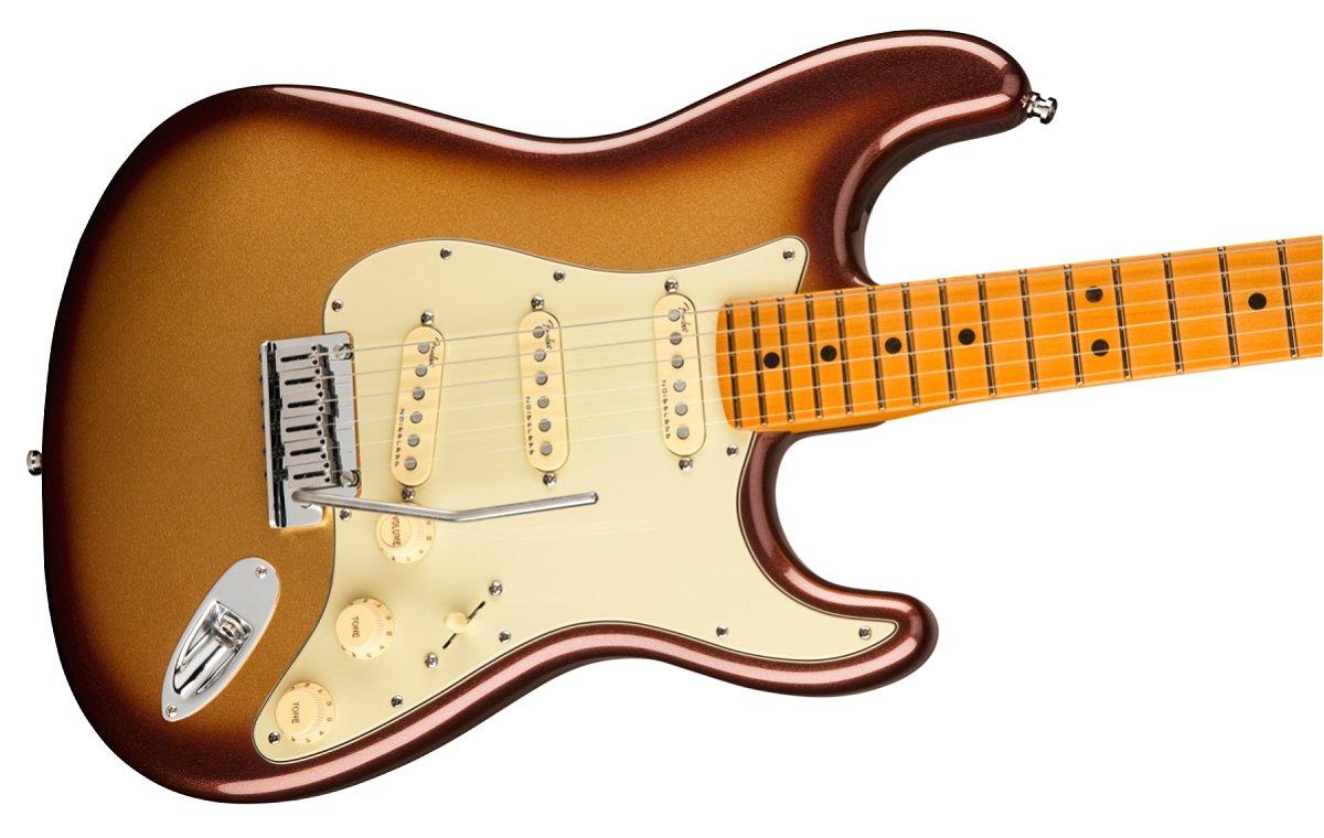 Fender / American Ultra Stratocaster Maple Fingerboard Mocha Burst フェンダー ウルトラ