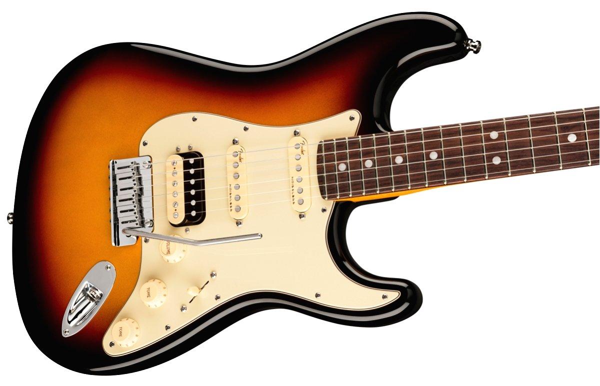 Fender / American Ultra Stratocaster HSS Rosewood Fingerboard Ultraburst フェンダー ウルトラ《予約注文/12月以降入荷予定》