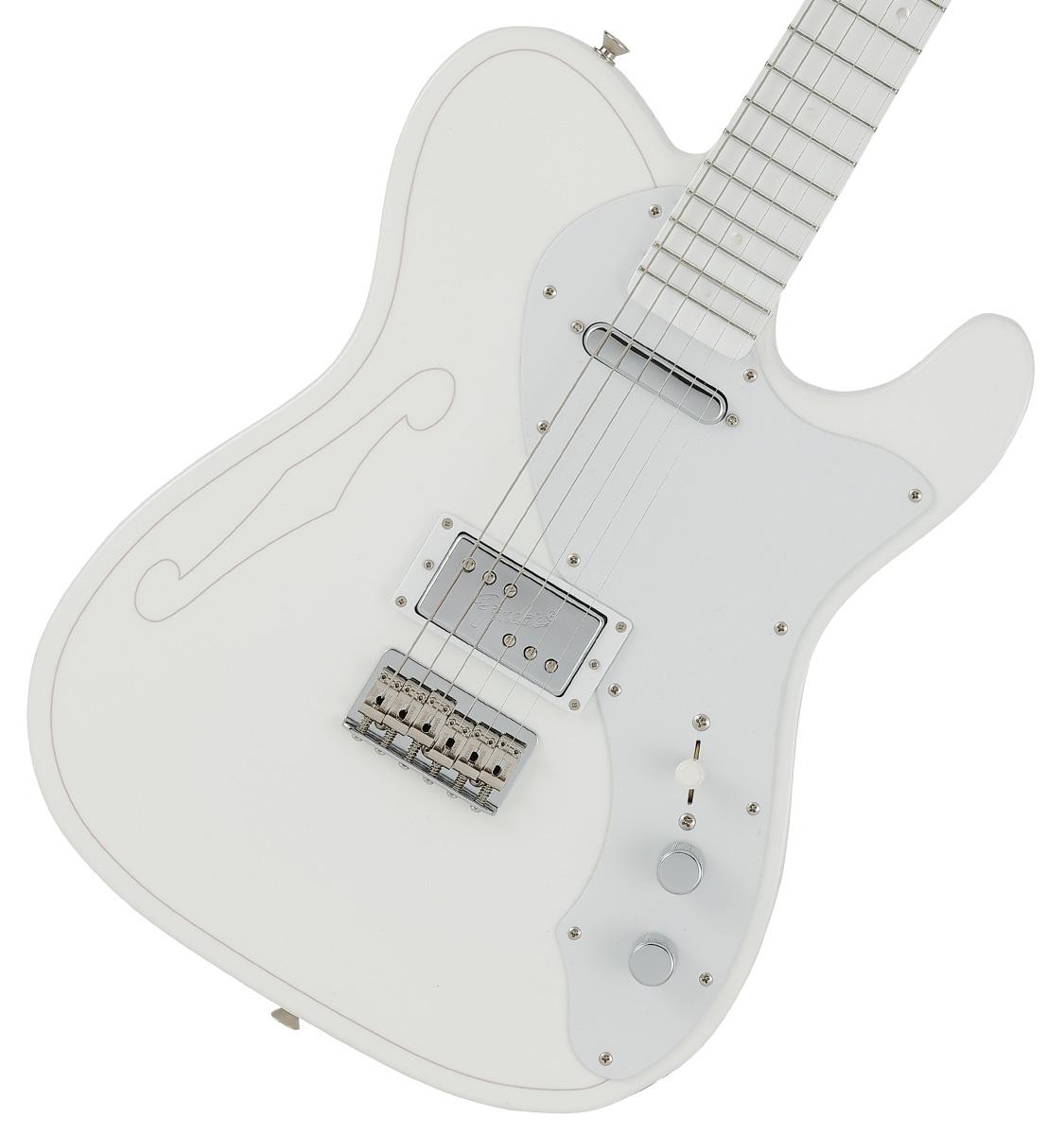 Fender / Made In Japan SILENT SIREN Telecaster Maple Fingerboard Arctic White【サイサイすぅモデル】《予約注文/12月以降発売予定》