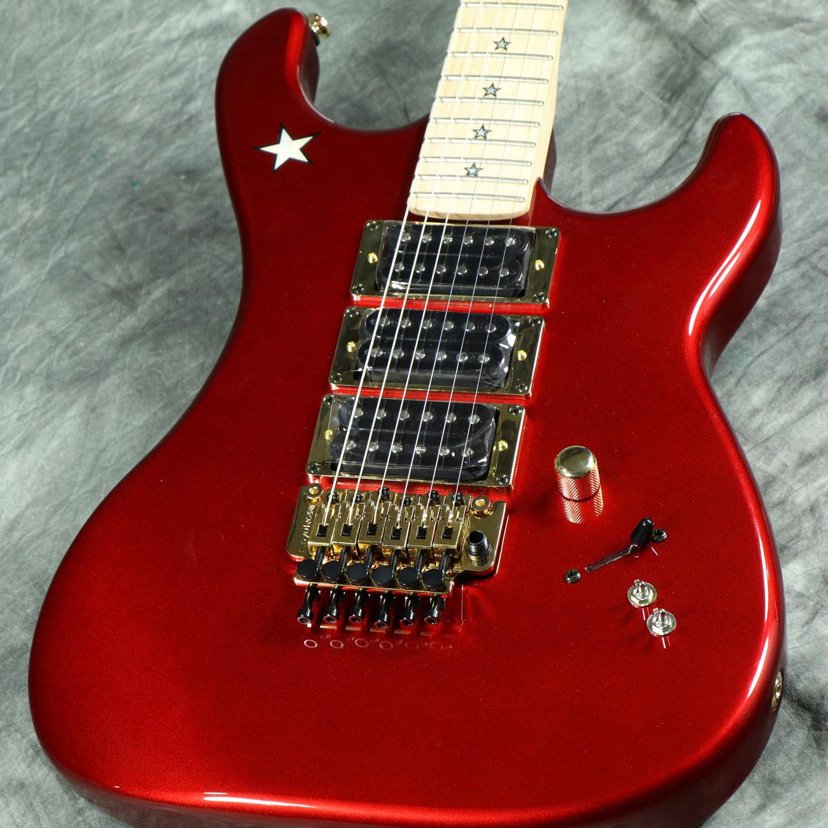 KRAMER / Jersey Star Candy Apple Red クレイマー
