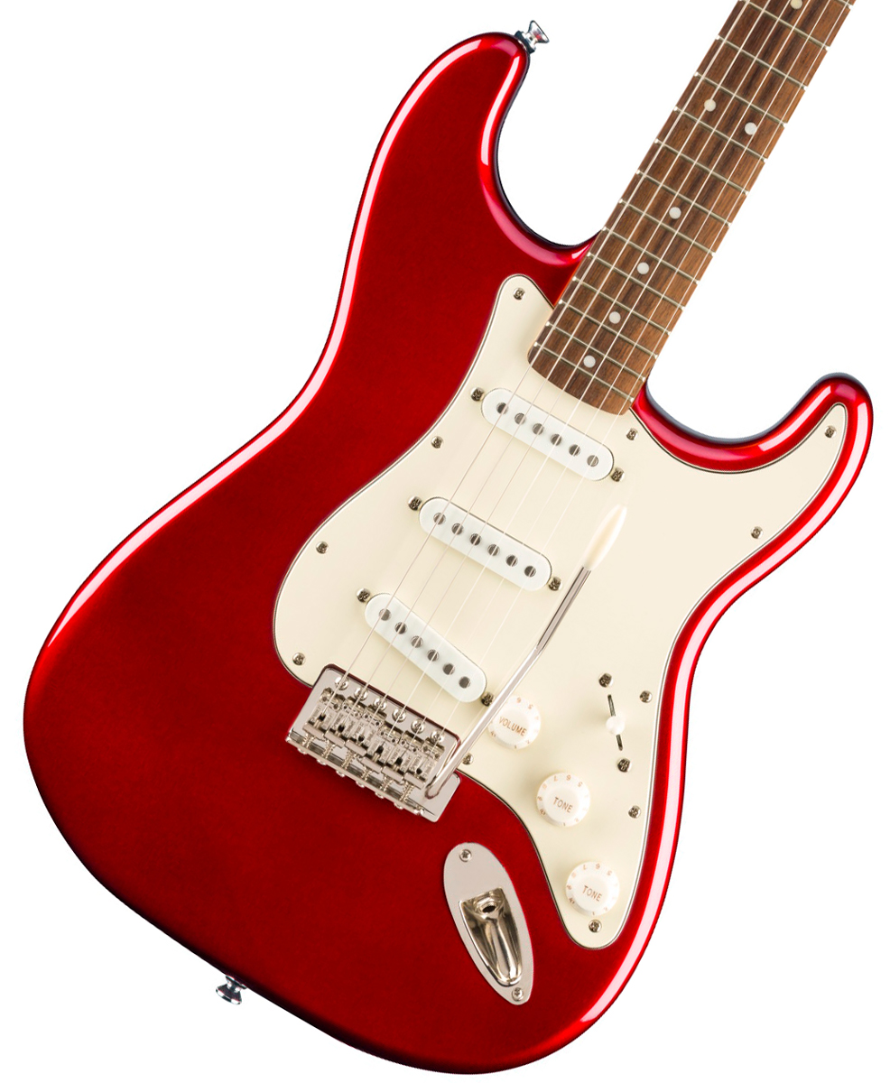 Squier by Fender / Classic Vibe 60s Stratocaster Laurel Fingerboard Candy Apple Red スクワイヤー