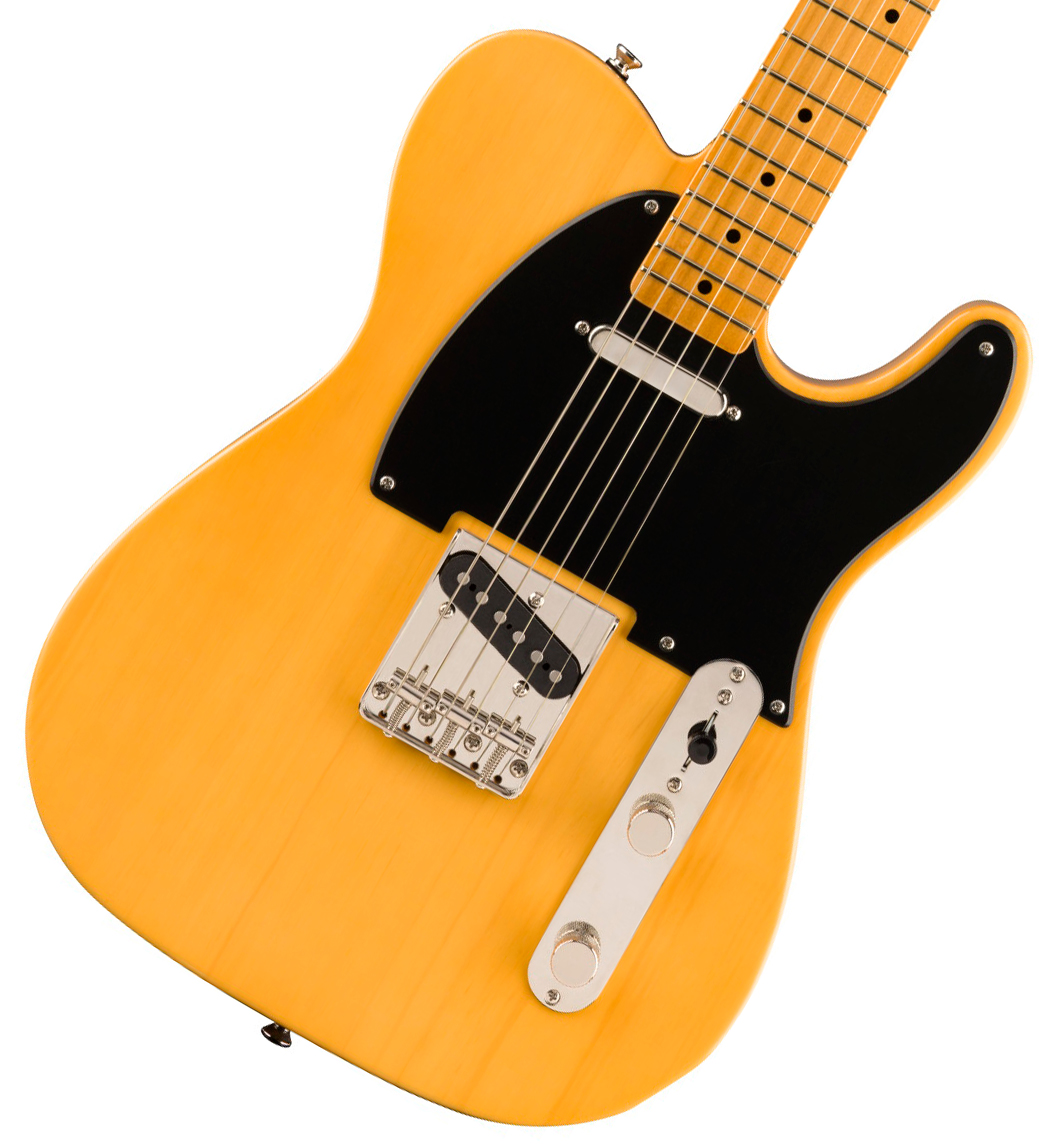 Squier by Fender / Classic Vibe 50s Telecaster Maple Fingerboard Butterscotch Blonde スクワイヤー