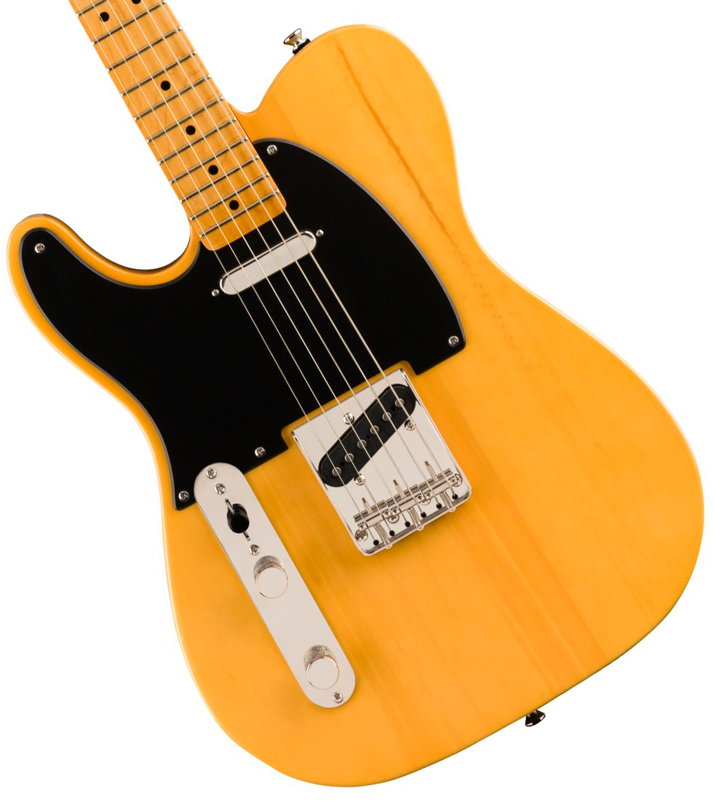 Squier by Fender / Classic Vibe 50s Telecaster Left-Handed Maple Fingerboard Butterscotch Blonde スクワイヤー