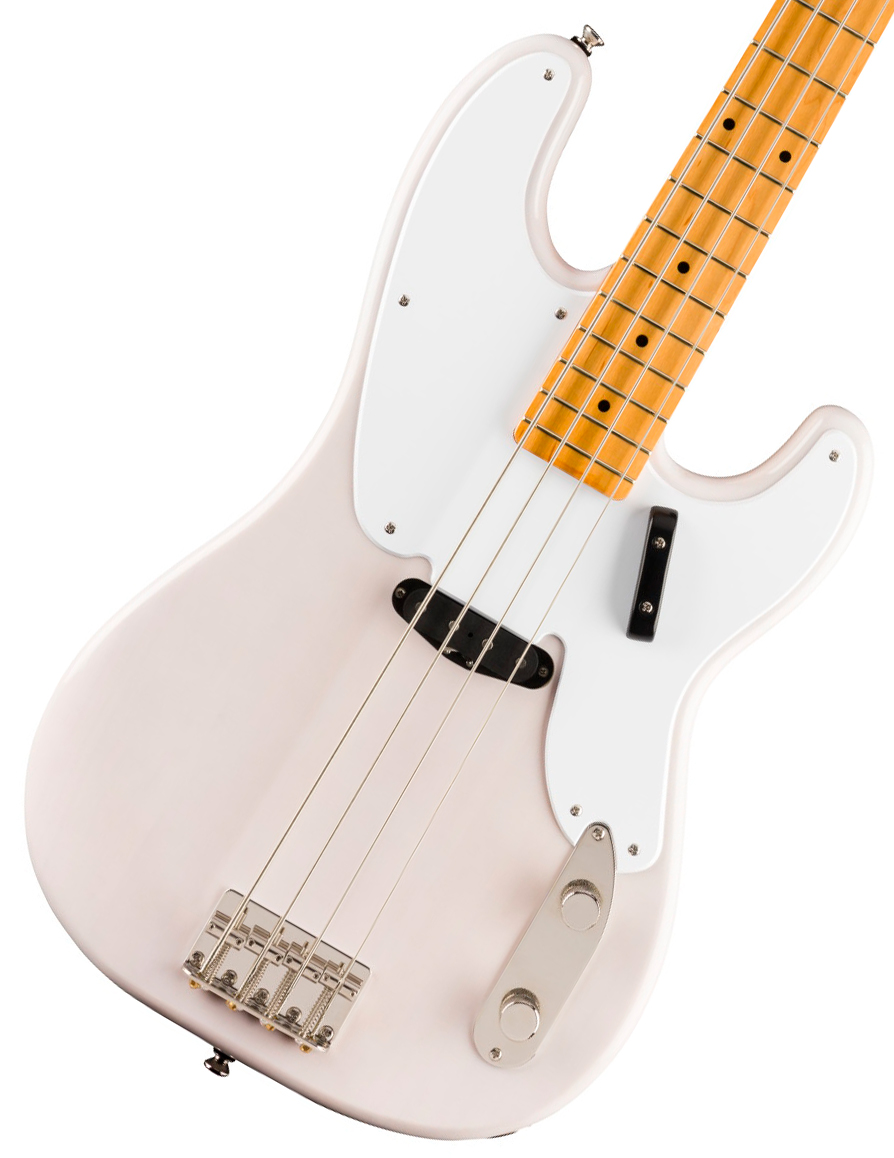 Squier by Fender / Classic Vibe 50s Precision Bass Maple Fingerboard White Blonde スクワイヤー