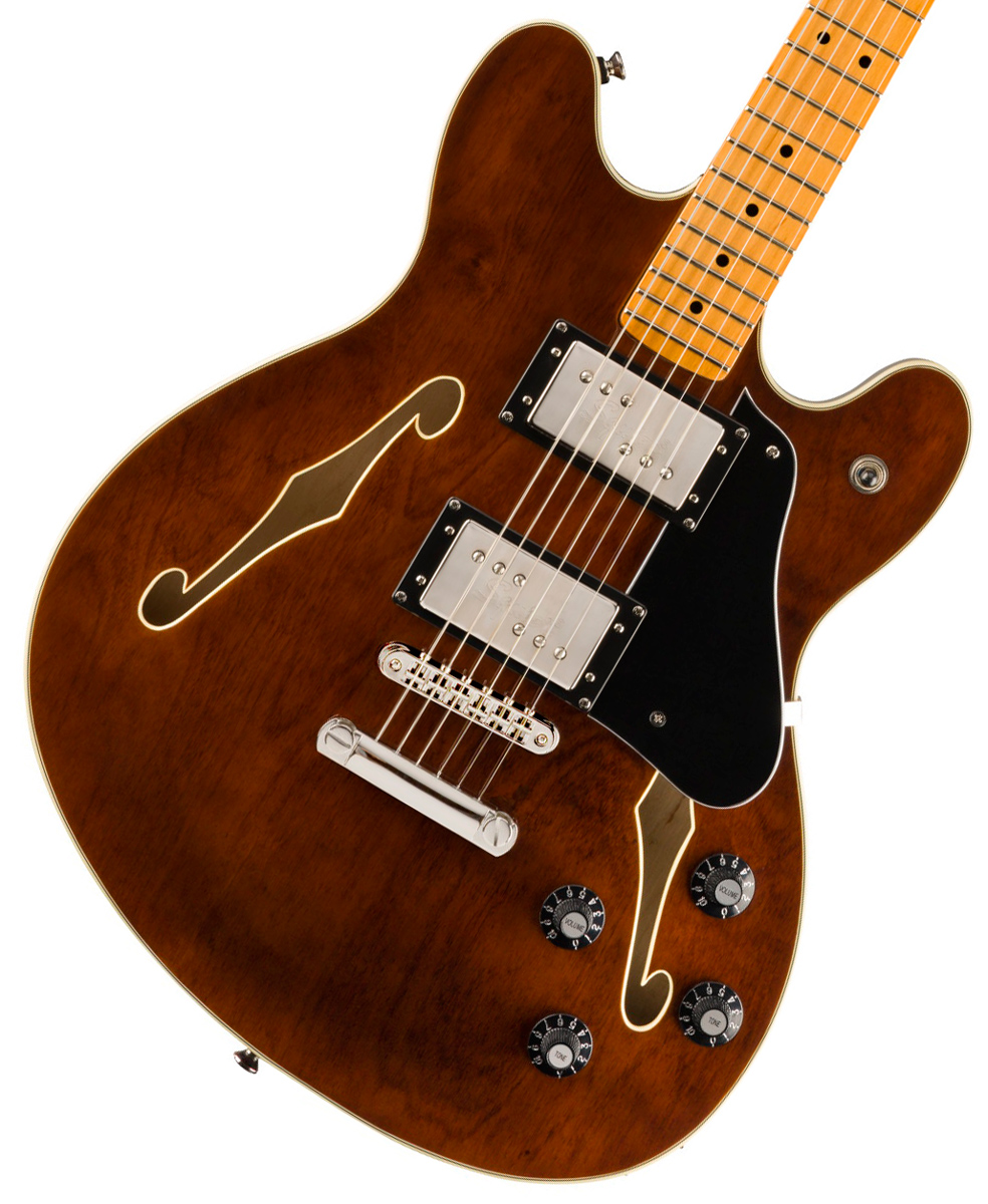 Squier by Fender / Classic Vibe Starcaster Maple Fingerboard Walnut スクワイヤー