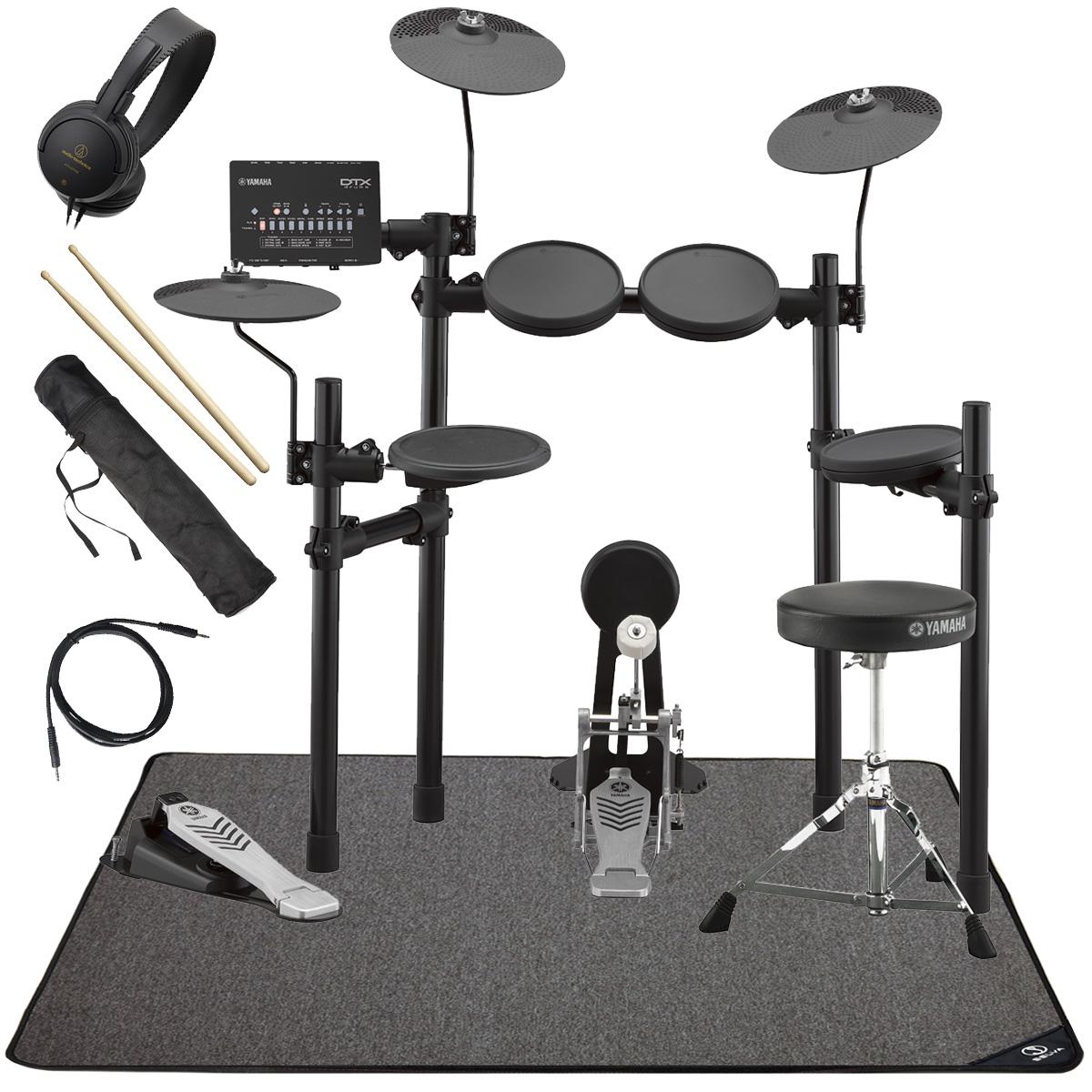 【別倉庫からの配送】 【タイムセール:30日12時まで】【在庫あります】YAMAHA 電子ドラム/ DTX452KS DTX452KS 電子ドラム/ マット付き オリジナルスターターパックver2【YRK】, モジク:28e85254 --- sturmhofman.nl