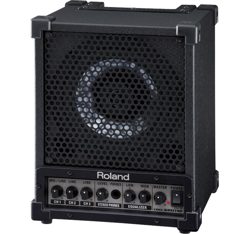 Roland / CM-30 Cube Monitor ローランド モニターアンプ【代引き手数料無料】(CM30)【YRK】