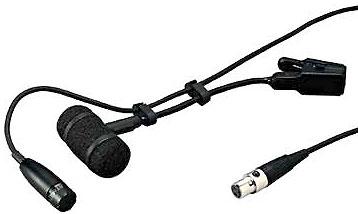 audio-technica / ATM35 コンデンサー マイクロフォン【お取り寄せ商品】