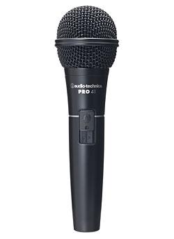 Audio Techinica オーディオテクニカ / PRO41 ダイナミックマイク