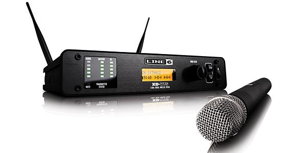 Line6 ライン6 / XD-V75 Handheld ワイヤレスマイク【YRK】