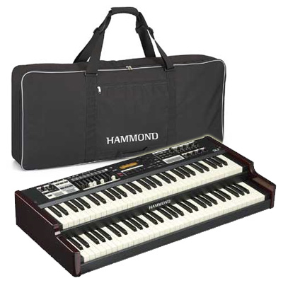 HAMMOND ハモンド / SK2 【専用ケースセット!】ステージキーボード(SK-2)