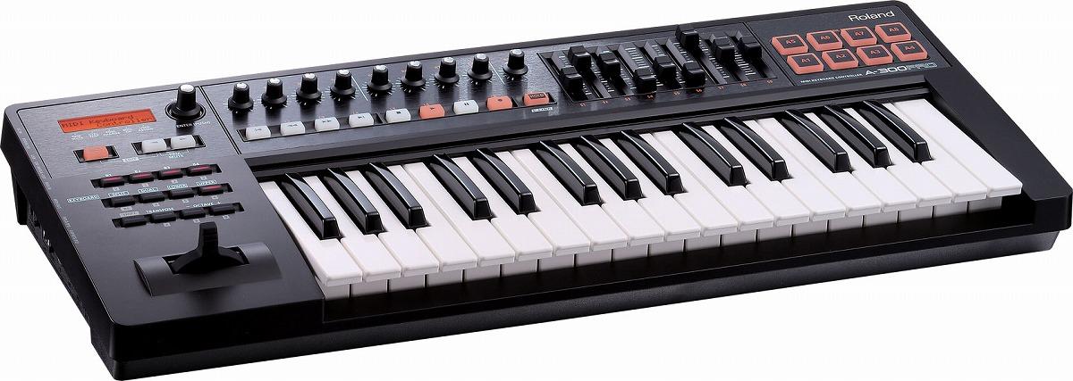 Roland ローランド / A-300PRO-R MIDI Keyboard Controller【YRK】