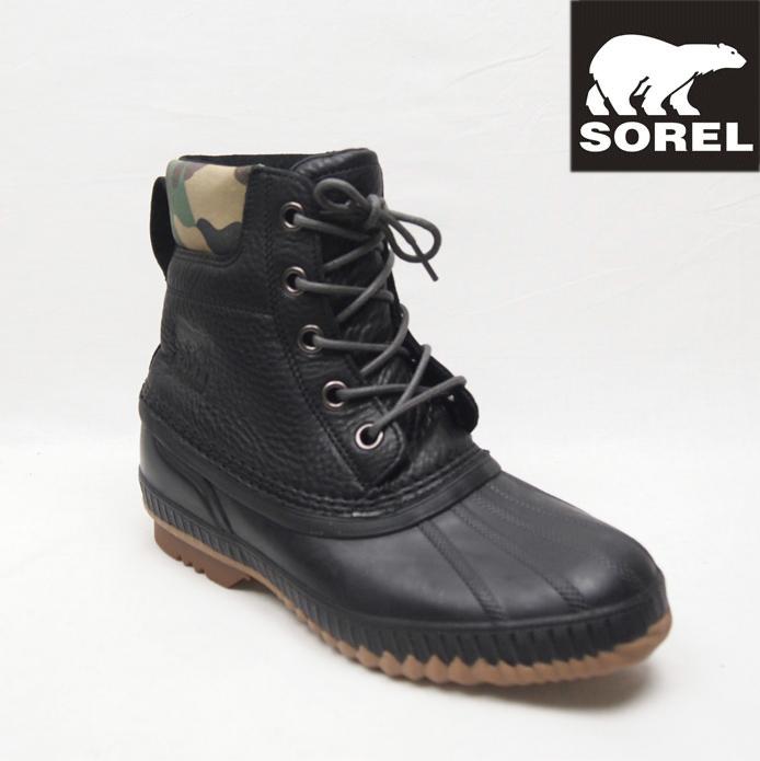 2019年モデル ソレル ブーツ SOREL メンズ シャイアンIIプレミ Cheyanne II Premium NM2339