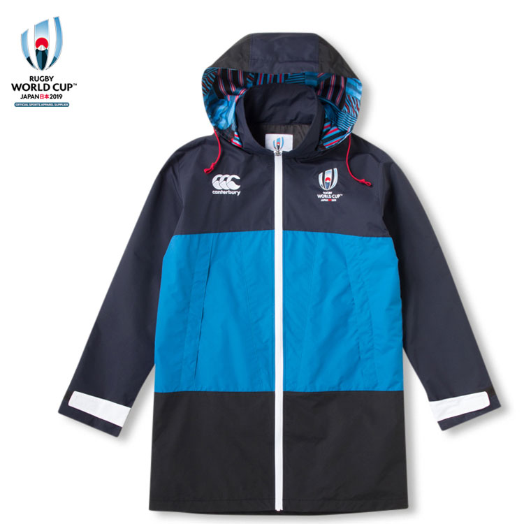 ラグビーワールドカップ2019TM日本大会 オフィシャルライセンス商品 RWC2019 フィールドコート (メンズ) VWD79261 大会 試合 観戦 応援 ジャパン 日本代表 グッズ