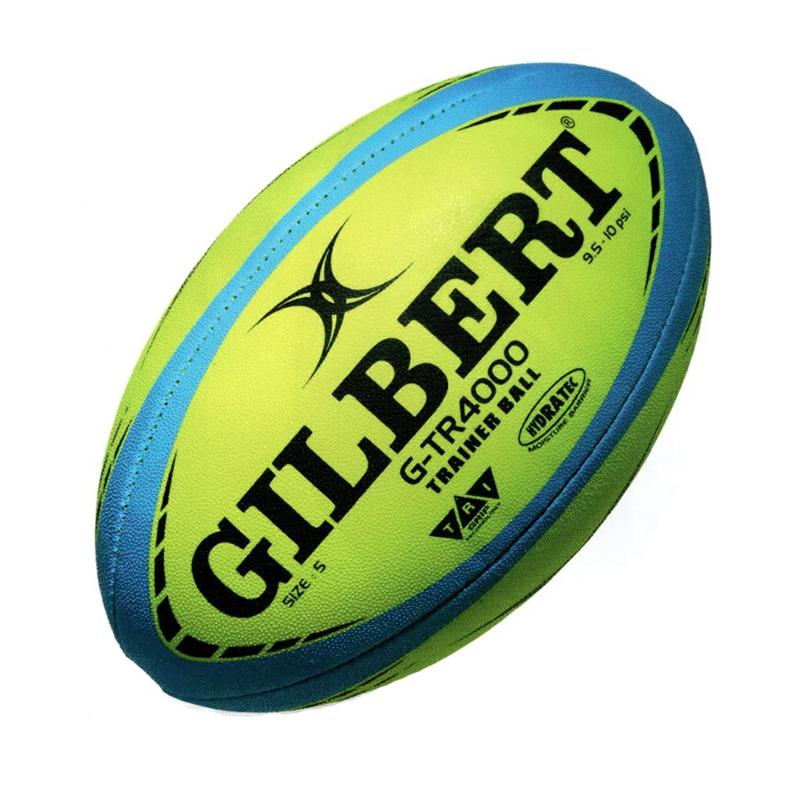 ギルバート G-TR4000 バーゲンセール 練習球 5号 即日発送 GILBERT 5号 ラグビーボール GB-9178 蛍光イエロー 正規激安