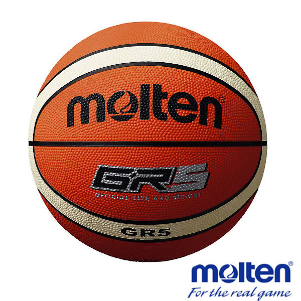 モルテン 5号 バスケットボール 5号 海外 molten BGR5-OI 豊富な品