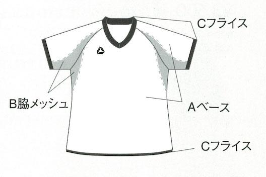 【スズキ】 ラグビー チームカラーオーダー(30着以上)トレーニングシャツTRM SJ-1619(サイズ:3XO)