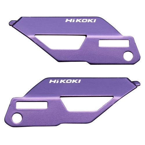 メール便可 HiKOKI ハイコーキ カラープレート バイオレット 0037-6448 WH36DC用