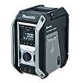 マキタ 18V/14.4V/10.8Vスライド式 充電式ラジオ MR113B 黒 バッテリ・充電器別売