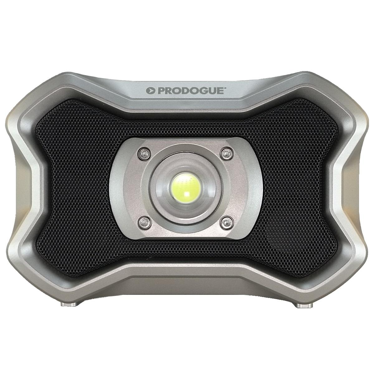 PRODOGUE プロドーグ Bluetooth スピーカー付 LED ワークライト PD-BSL20