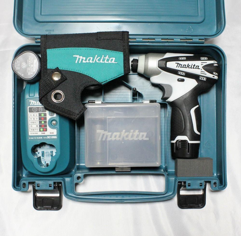 makita マキタ 充電式インパクトドライバ 10.8V TD090DWXW 白