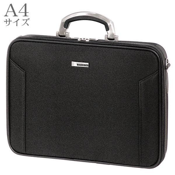 BAGGEX ORIGIN ソフトアタッシェケース37 ビジネスバッグ メンズ ブラック A4サイズ対応 24-0281