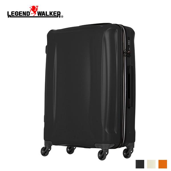 スーツケース ハードケース LEGEND WALKER 5201-68 Lサイズ 大型 83L 5-7泊