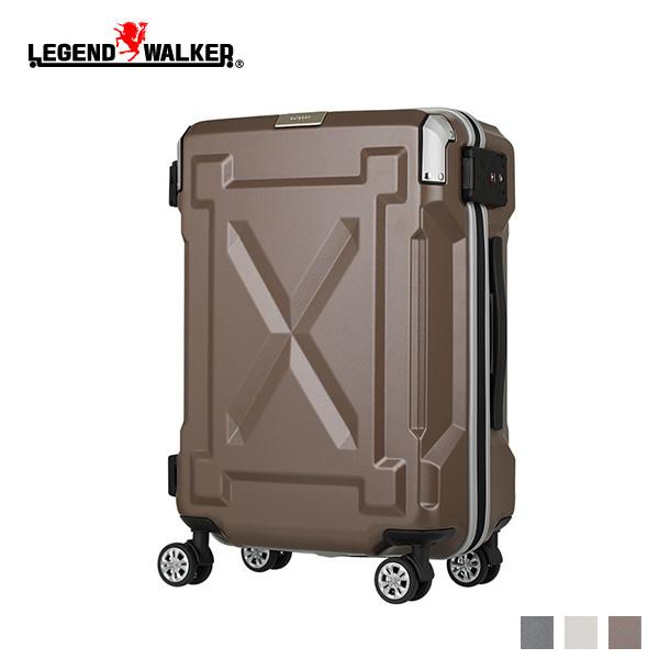 スーツケース ハードケース LEGEND WALKER 6304-49 Sサイズ 小型 35L 1-3泊